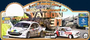 Rallye de Vaison 2014