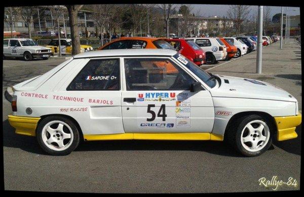 Rallye Haute Provence 2014 - Bagnis/Renault 11 Turbo