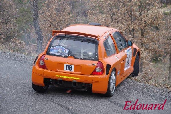 Rallye Haute Provence 2014 - Les ouvreurs