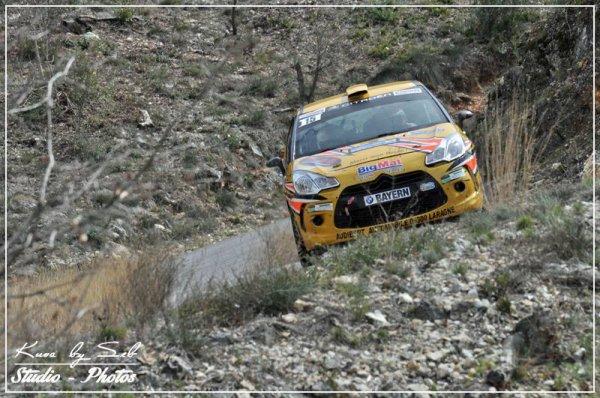 Rallye Haute Provence 2014 - Oberti/Citroën DS3