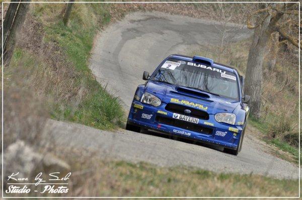 Rallye Haute Provence 2014 - Reboa/Subaru Wrc