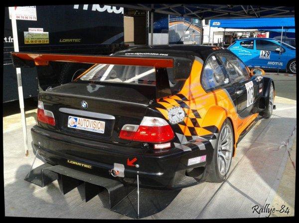 Course de côte de Bagnols-Sabran 2014 - Beal/BMW M3 Gtr