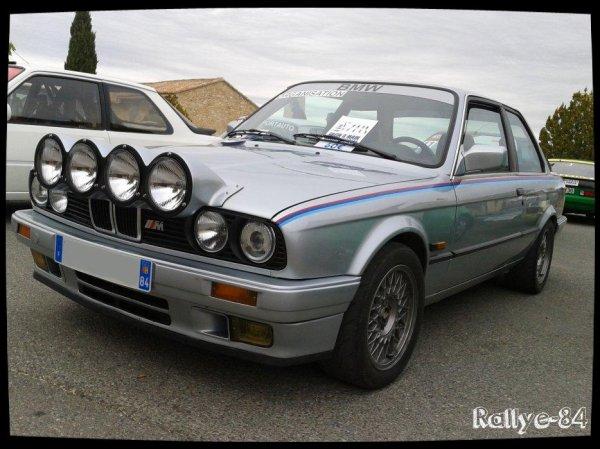 Montée historique de Blauvac - BMW 320