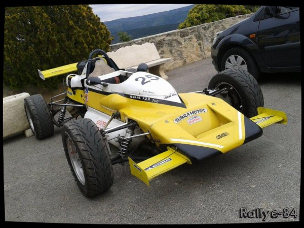Montée historique de Blauvac 2014 - Formule AGS