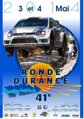 Ronde de la Durance 2014