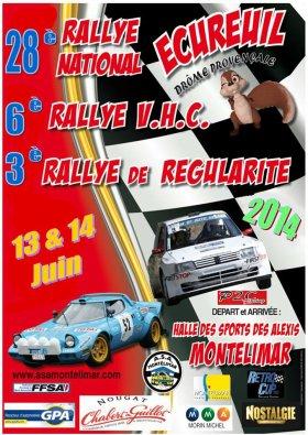 Rallye de l'Écureuil 2014
