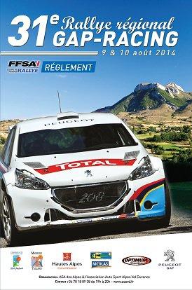 Rallye Gap-Racing 2014
