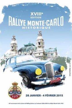 Rallye Monté Carlo Historique 2015
