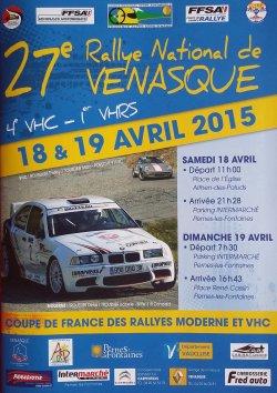 Rallye de Venasque 2015