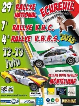 Rallye de l'Écureuil 2015