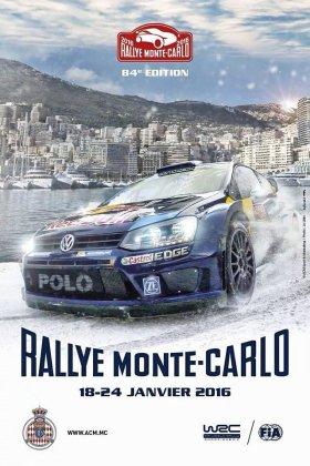 Rallye Wrc Monté Carlo 2016 [1410e article]