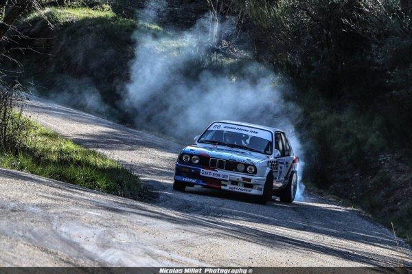 Julien Bidaud - Rallye de Vaison 2016