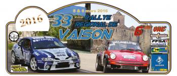 Rallye de Vaison 2016