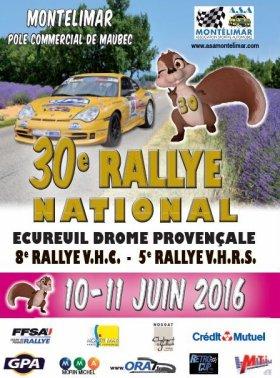 Rallye de l'Écureuil 2016