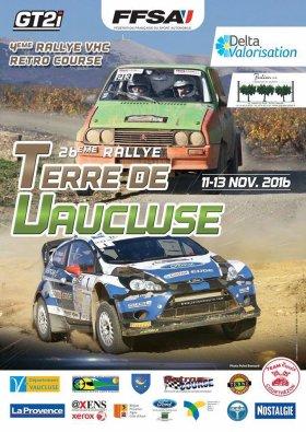 Rallye Terre de Vaucluse 2016