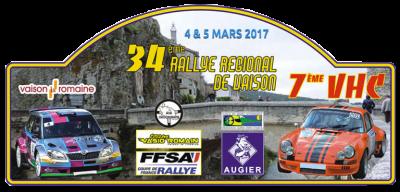 Rallye de Vaison 2017