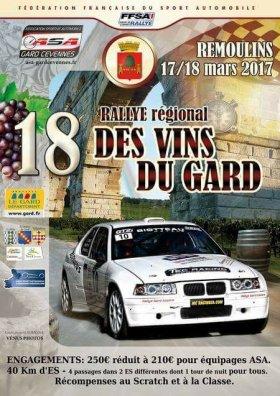Vins du Gard 2017