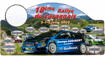 Rallye du Laragnais 2017