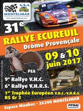 Rallye de l'Écureuil 2017