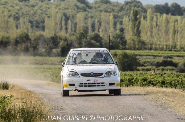 #5 Frédéric Bonnet et Alexis Lafont - Citroën Saxo F2000/13