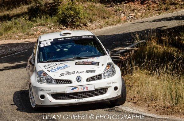 #7 Nicolas Ramos et Corentin Silvestre - Renault Clio R3 Max