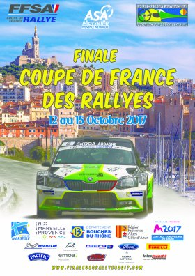 Finale des Rallyes Marseille 2017