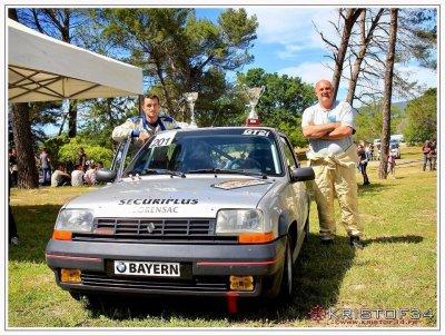 Hommage Ronald Bertet & Philippe Bertrand
