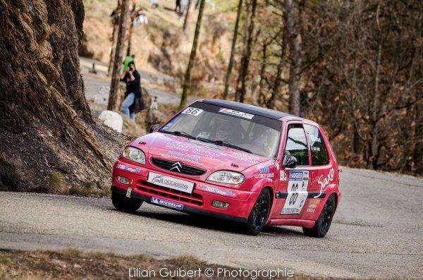 #10 Bernard Point & Cédric Blais - Citroën Saxo Fn/2