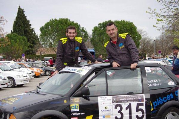 #11 Patrick Hoareau & Nyco Maujean - Citroën Ax