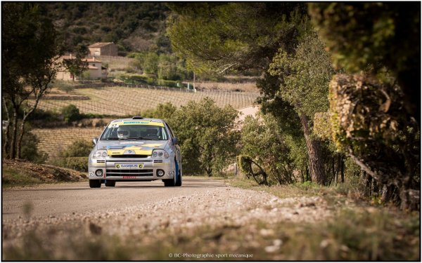 #12 Pascal Di Palmas - Renault Clio Rs F2/14
