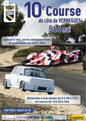 Course de côte de Vernègues 2018