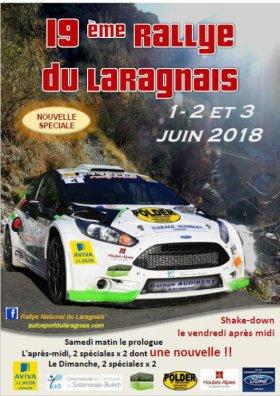Rallye du Laragnais 2018