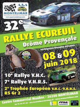 Rallye de l'Écureuil 2018