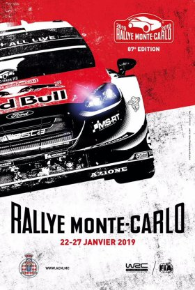 Rallye Wrc Monté Carlo 2019