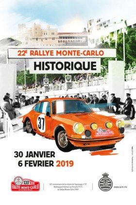 Rallye Monté Carlo Historique 2019