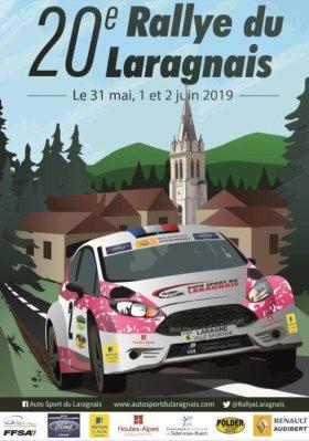 Rallye du Laragnais 2019