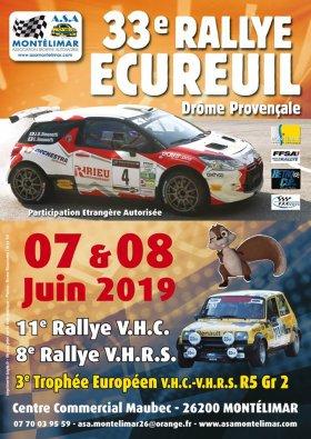 Rallye de l'Écureuil 2019