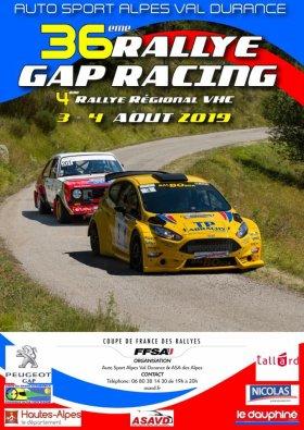 Rallye Gap Racing 2019
