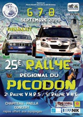 Rallye du Picodon 2019