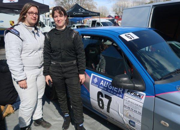 22° Célia Uzzo & Emeline Verney - Clio Williams