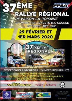Rallye de Vaison 2020