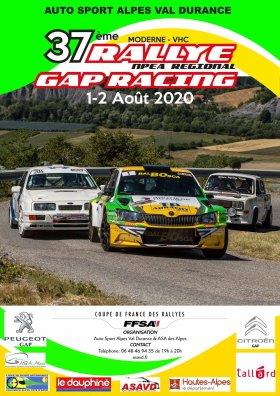 Rallye Gap-Racing 2020