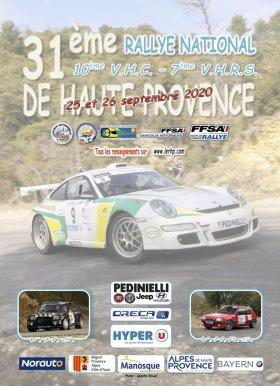 Rallye de Haute Provence 2020