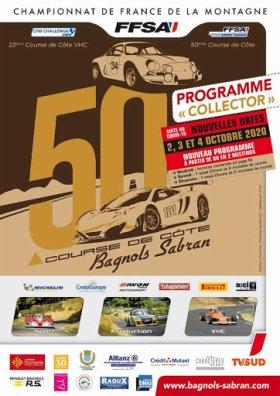 Course de côte de Bagnols-Sabran 2020
