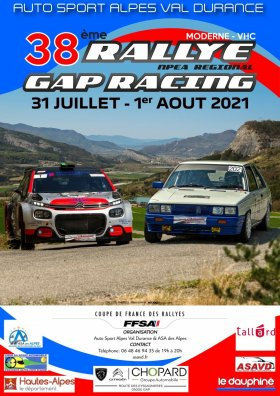 Rally Gap-Racing 2021