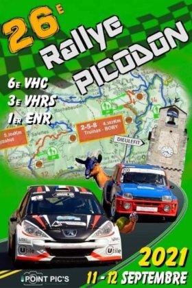 Rallye du Picodon 2021