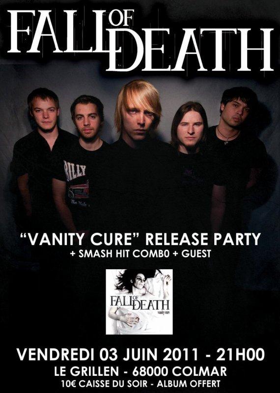 VANITY CURE / Vanity Cure (2011)