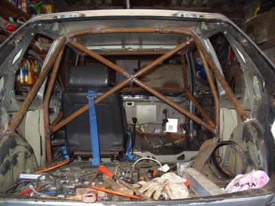 auto cross arceau de securite preparation auto cross. Black Bedroom Furniture Sets. Home Design Ideas