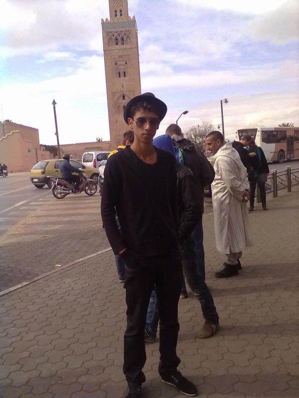 A marrakech ( al-koutoubià )