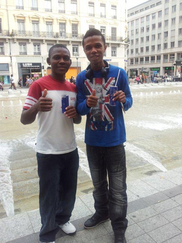 ELY et jean  force 2 olympique lyonnais